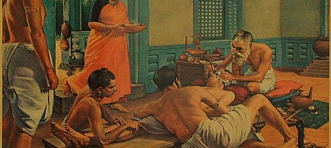 هندی ها، پیشتازان جراحی ترمیمی در جهان
