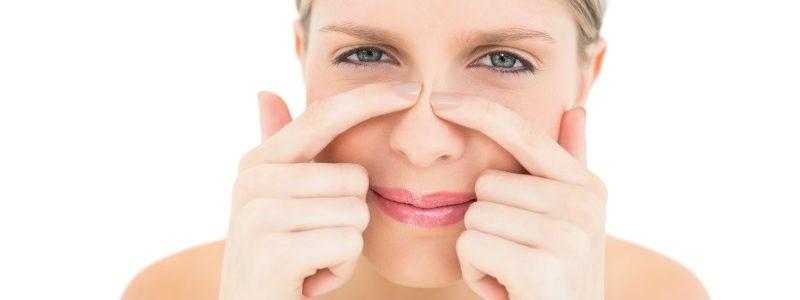 عوارض احتمالی جراحی انحراف بینی