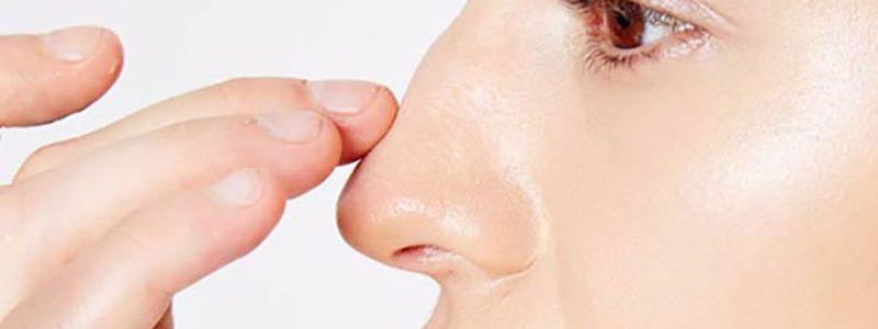 درمان قوز بینی بعد از عمل بینی