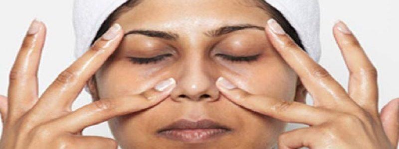 ماساژ بینی بعد عمل بینی