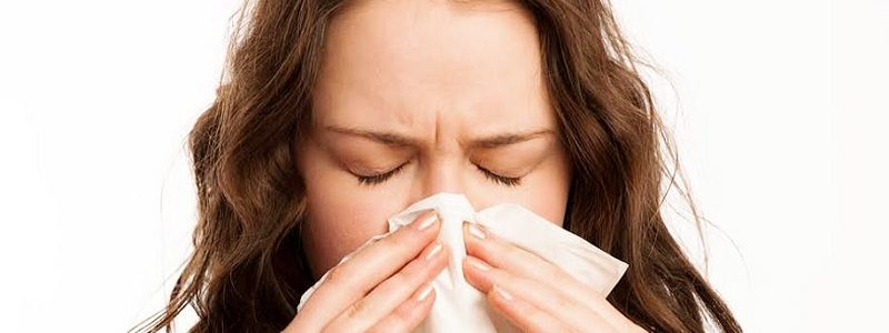 Nasal congestion after cosmetic surgery