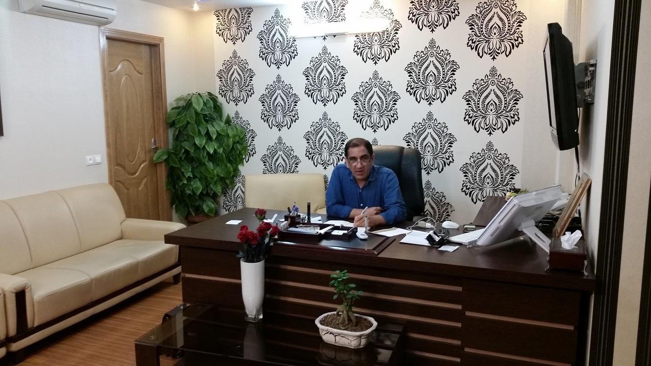 مكتب السيد الدكتور ماجد راستي ardakani