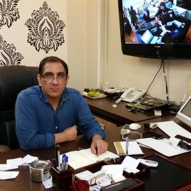 Doctor Majid Rasti ardakani