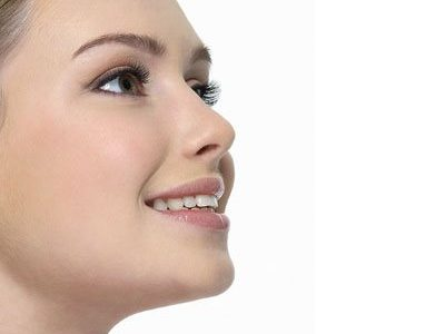 Closed rhinoplasty or nose surgery open